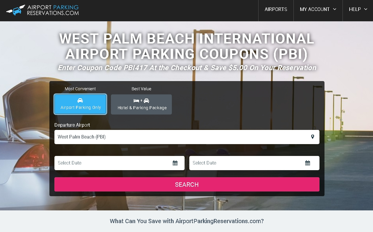 Marriott lax parking coupon