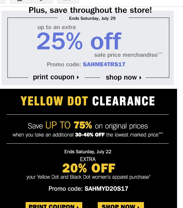 picture about Younkers Printable Coupons identified as Younkers on-line discount coupons : Economical off vouchers