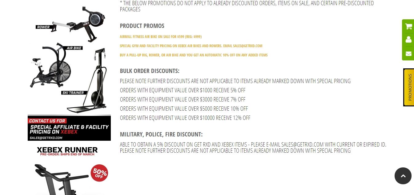 Get rxd coupon code