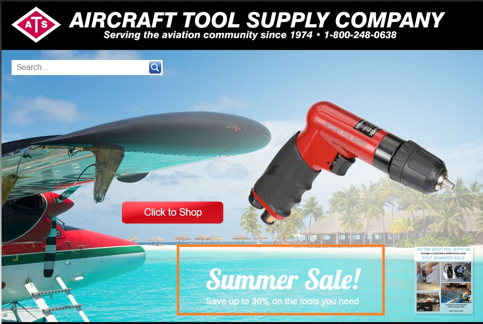Aircraft Tool Supply, Oscoda, Michigan. K likes. New products and exclusive sale offers will be featured on this page! Industry news and photos are /5(59).