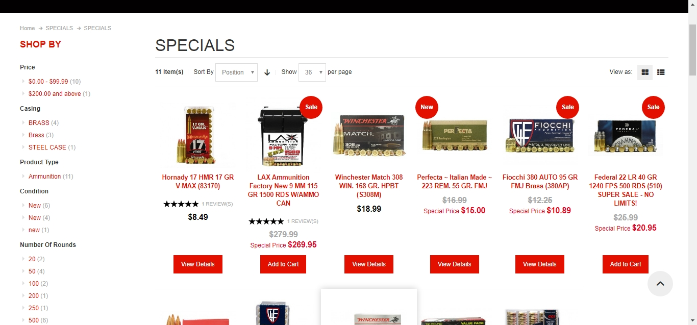 Lax ammo coupon code