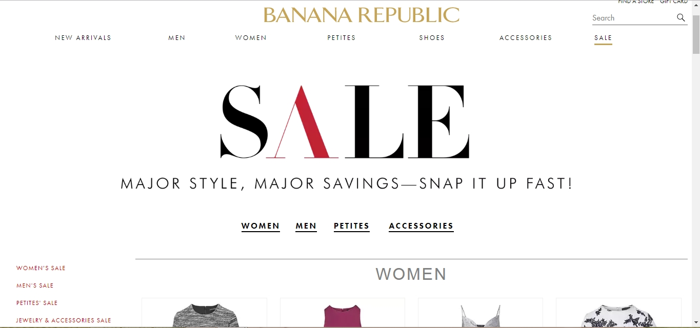 35% Off Banana Republic Canada Coupon Codes 2018 | Dealspotr