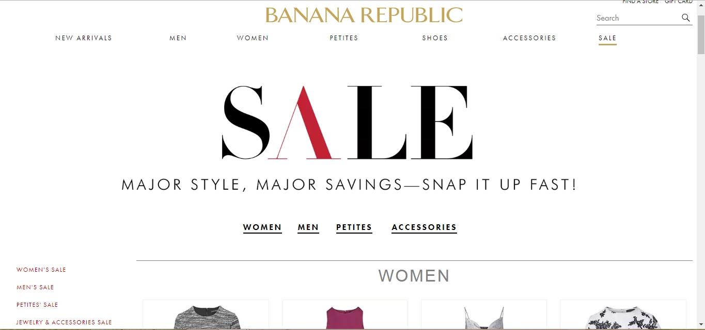 Banana republic coupons canada august 2018