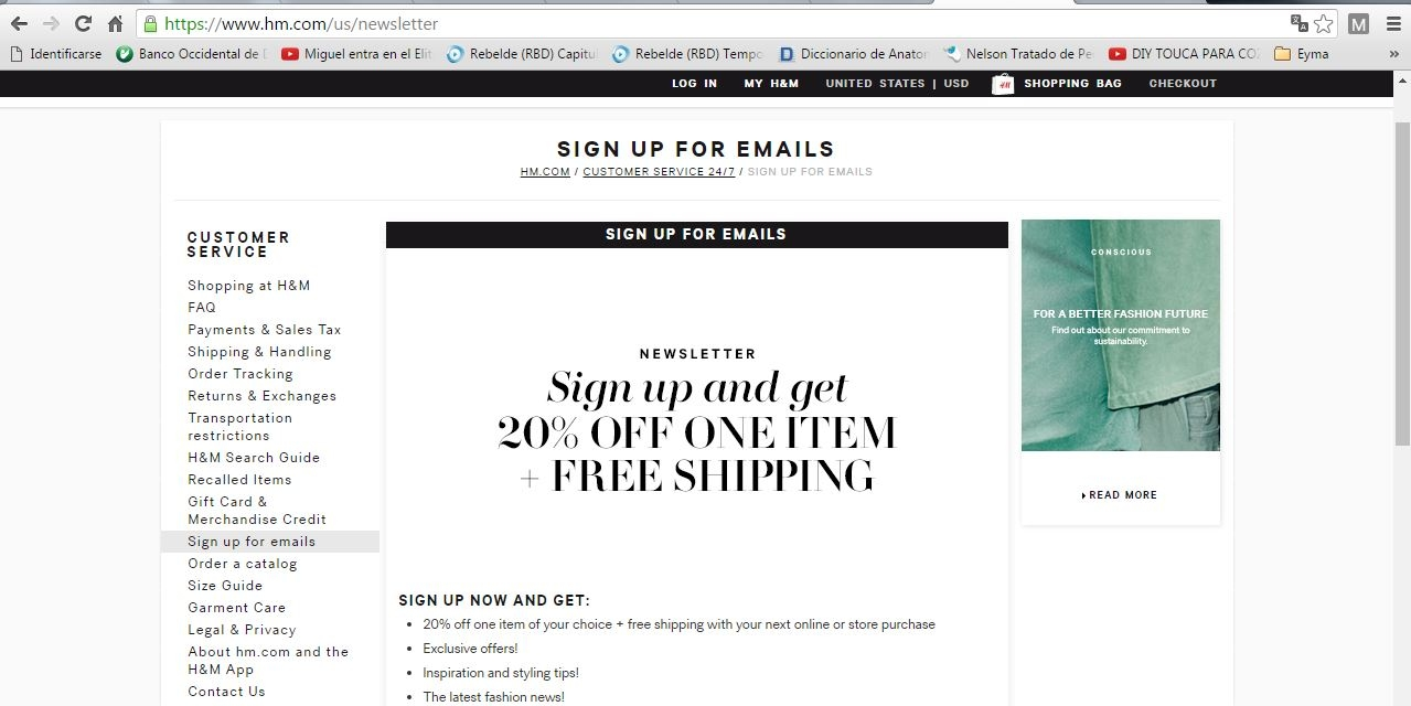 Free Shipping: All online orders of $40 or more get free shipping that delivers to your home in business days. Returns: H&M offers to refund or exchange items within 30 days of purchase. You can make returns to the store for free.