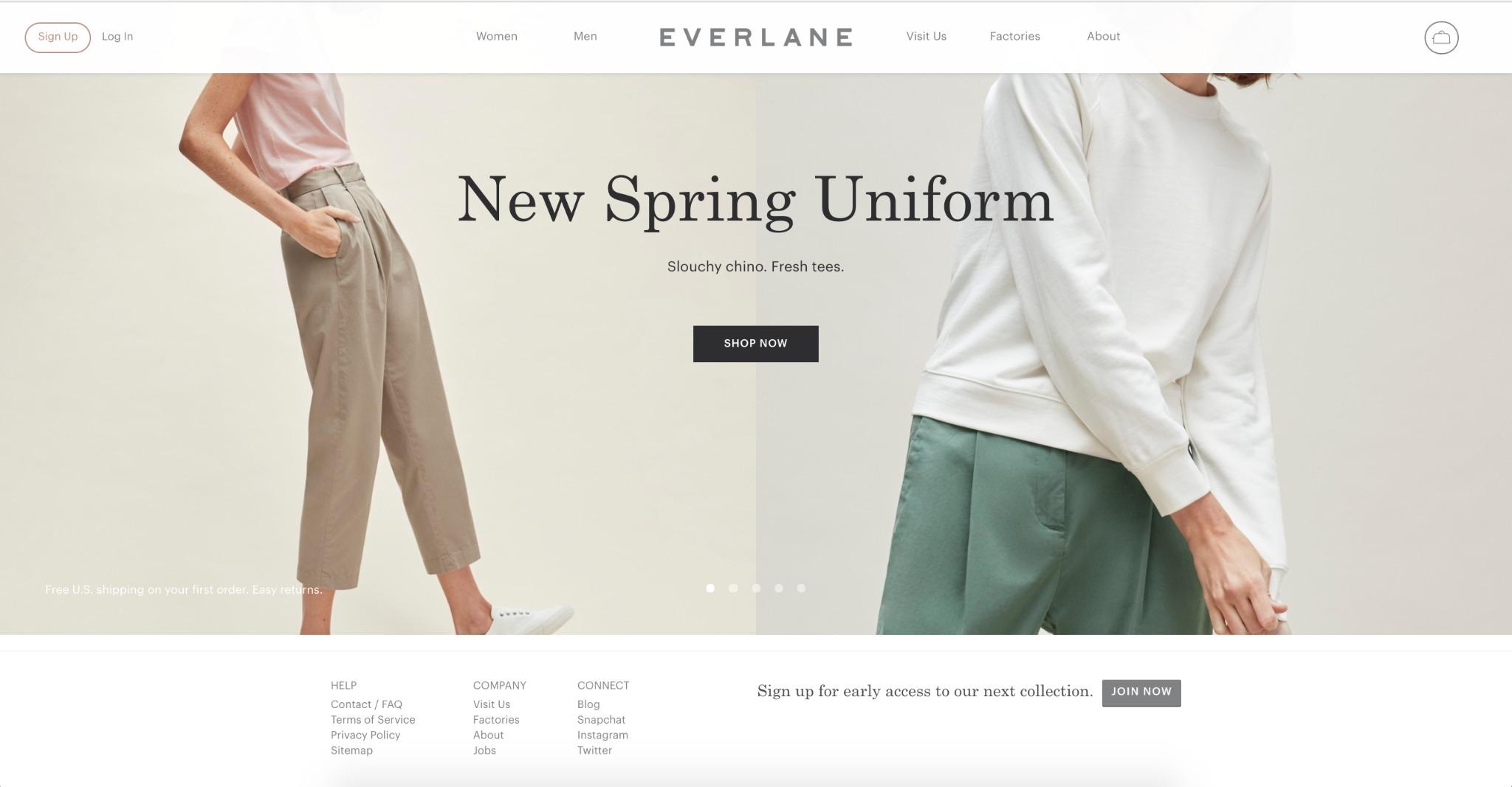 Everlane coupon code