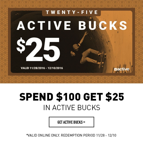 Active.com coupon code