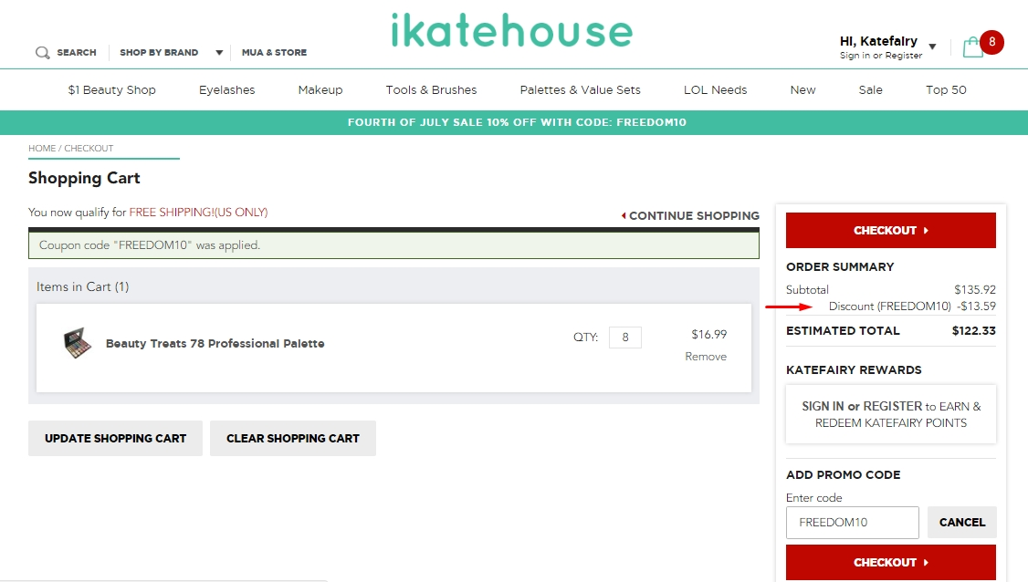 Ikatehouse coupon code