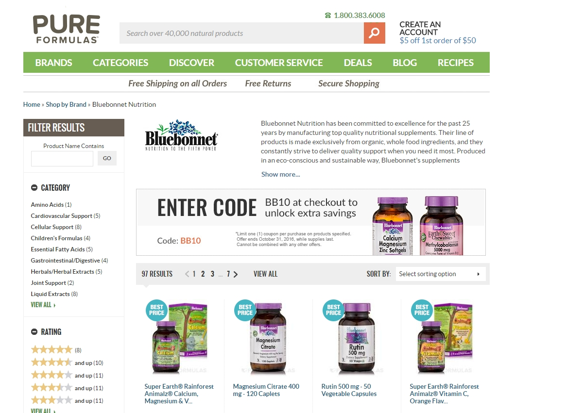 Pure formula coupon code