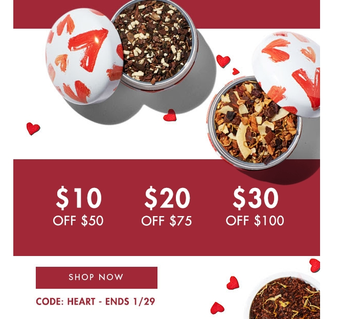 Teavana Promo Codes for October Save 5% w/ 7 active Teavana Single-use codes, Sales and Third-party Deals. Today's best al9mg7p1yos.gq Coupon Code: 25% Off Your Order at Teavana (Single-Use Code). Get crowdsourced + verified coupons at Dealspotr/5(13).