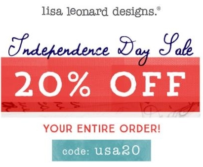 Lisa leonard coupon code