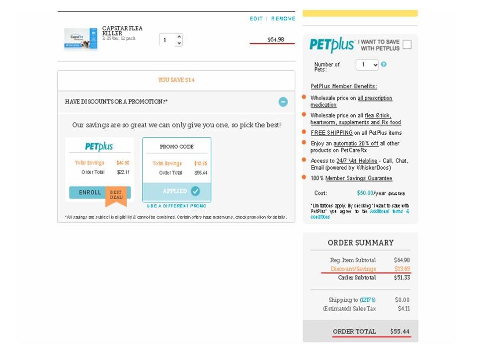 Petcarerx coupon codes