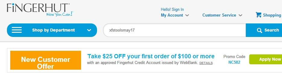 Fingerhut coupon codes 2018