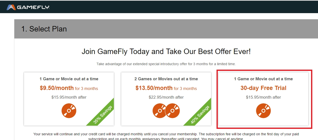 Gamefly coupons 5 off