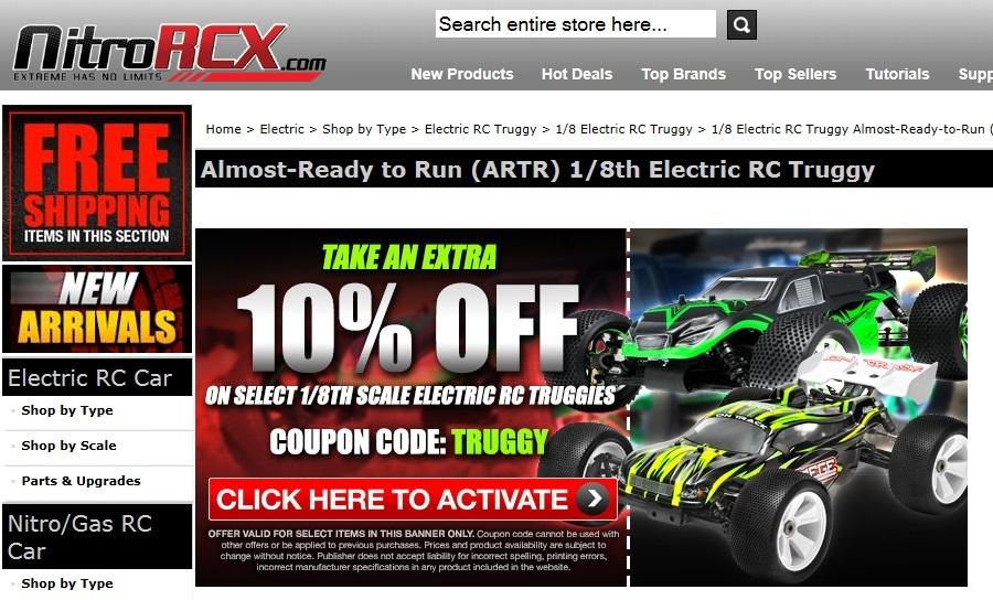 Nitrorcx coupon code