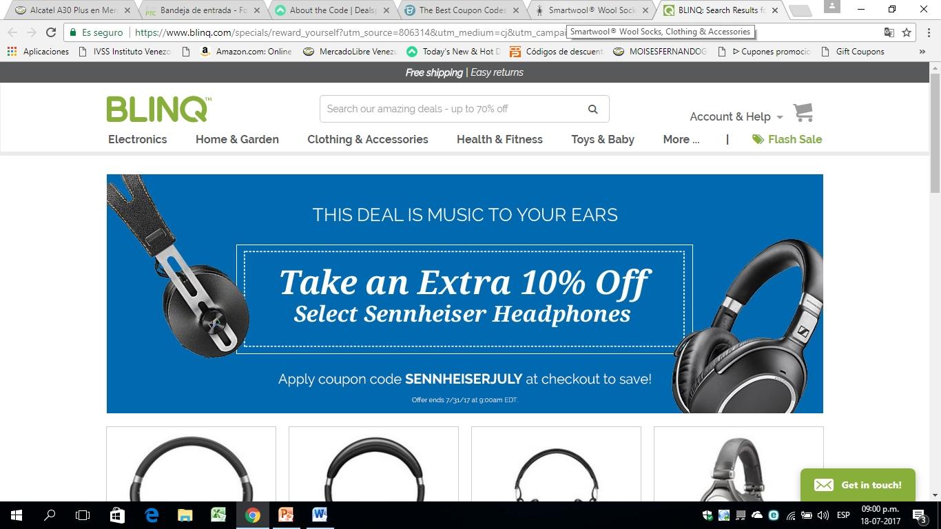 Sennheiser discount coupons