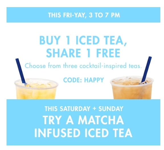 Teavana coupon code