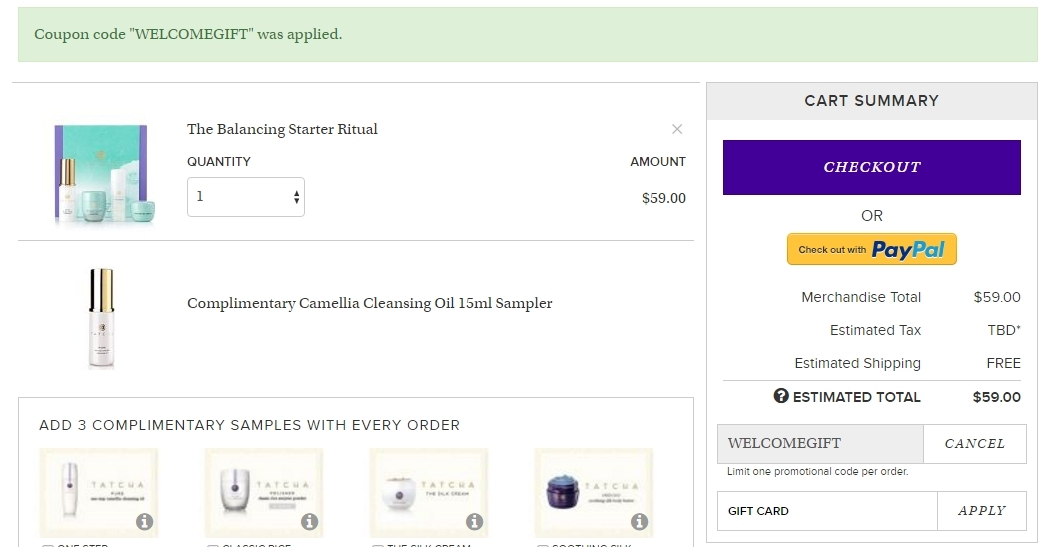 Offers Related To Tatcha Coupons