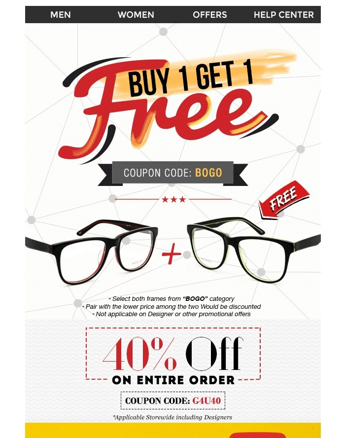 Goggles4u coupon code