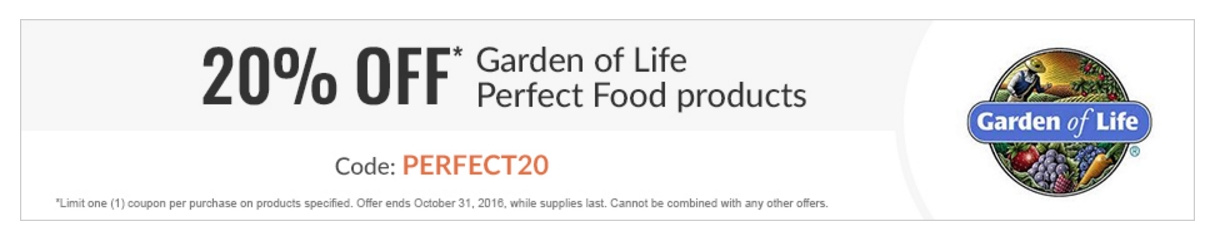 Shop The Best Garden Of Life Products At Swanson Health Products.No Coupon  Code Needed Your Discount Will Be Automatically Applied At Checkout.