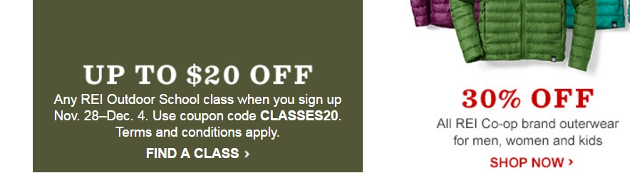 Coupon code for rei