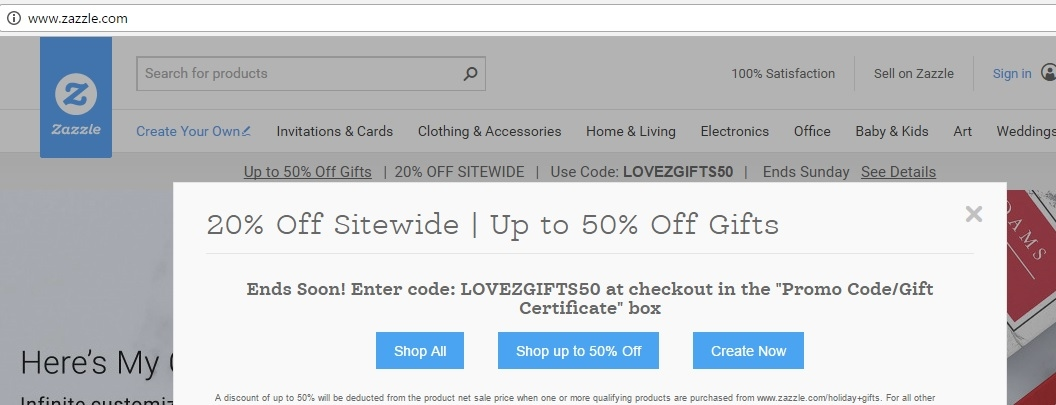 Zazzle coupon code
