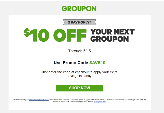 Drugstore coupon 10 off 80