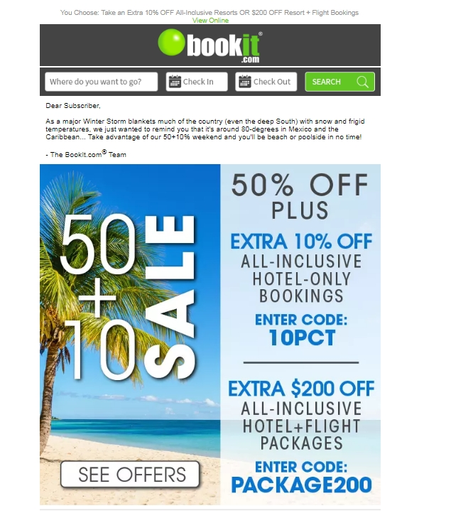 Bookit.com Hotels Coupons
