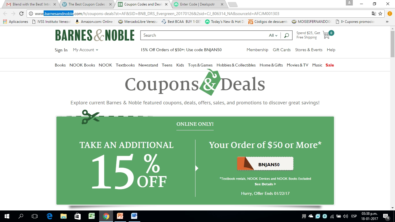 Nook book coupon codes