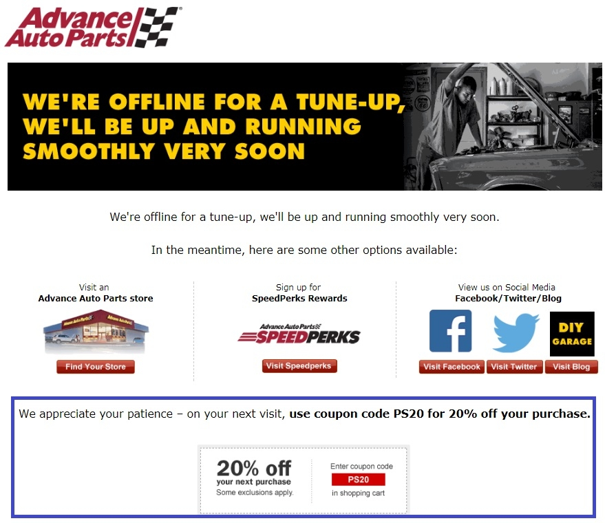 Car parts discount com coupon code