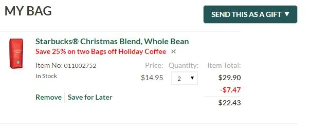 Because you love to start your day enjoying your favorite coffee, mixedforms.ml has retailored prices so you can make sure there's always coffee on your desk and savings in your wallet.