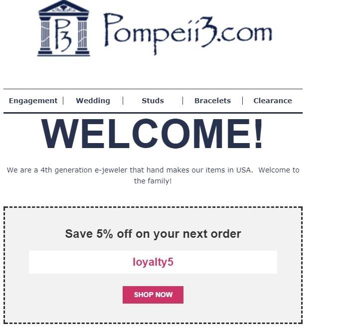 Pompeii3 coupon code