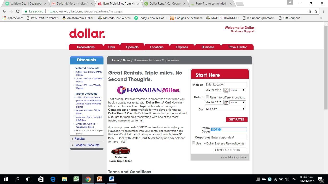 Hawaiian airlines deals coupons