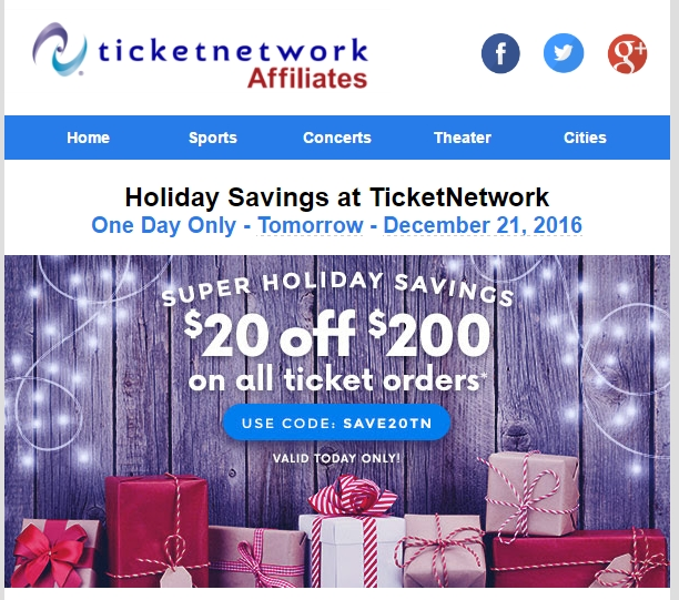 Live nation coupon code