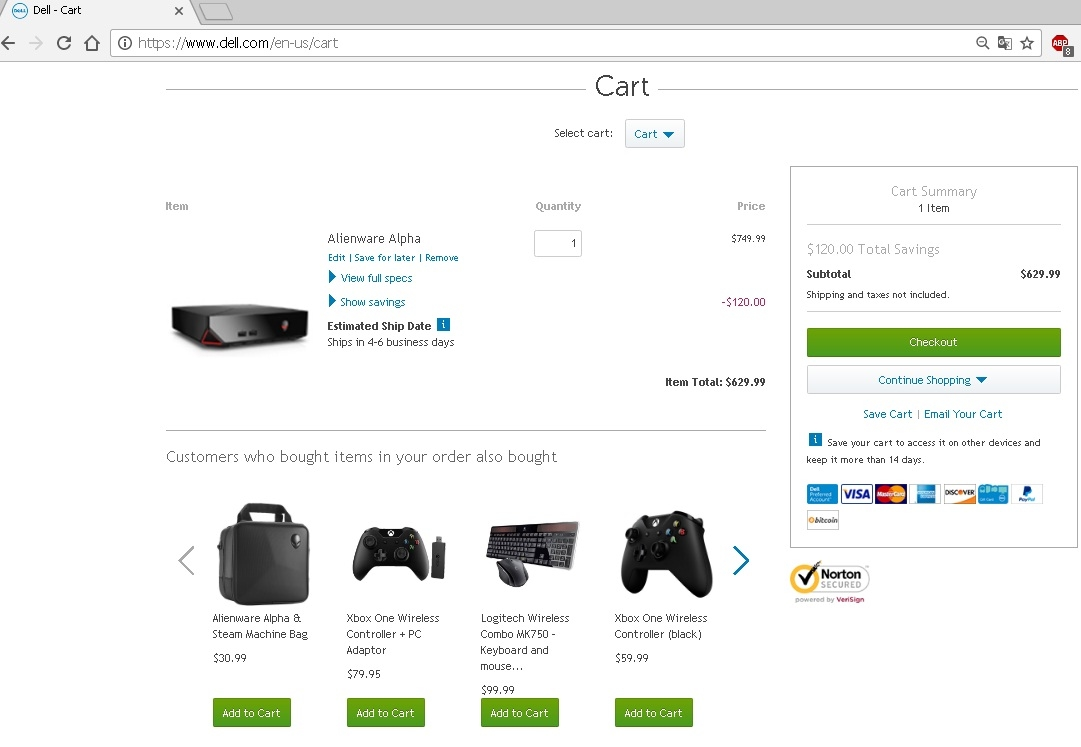 Dell television coupon code